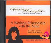 A working relationship with the Mind